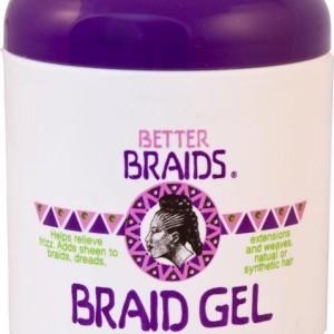 Better Braids Gel Jar 6 oz