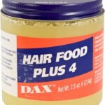 Dax Hair Food Plus 4. 7.0 oz.