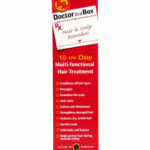 Doctor in a Box 10 in One Multi Functional Hair Treatment