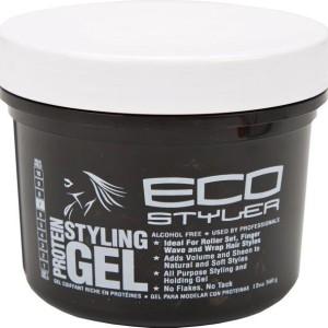 Eco Stylin`s Gel Black 12 oz