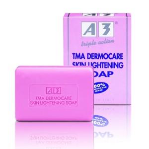 A3 Skin Lightening Soap Pink