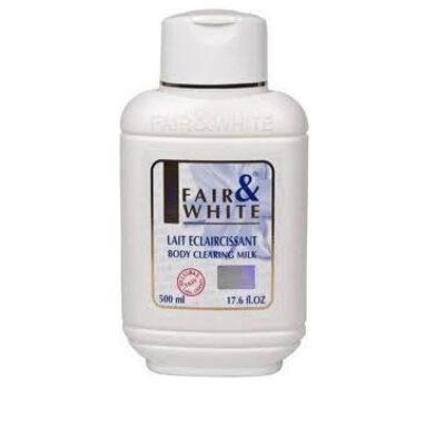 FAIR & WHITE LAIT ECLAIRCISSANT BODY CLEARING MILK