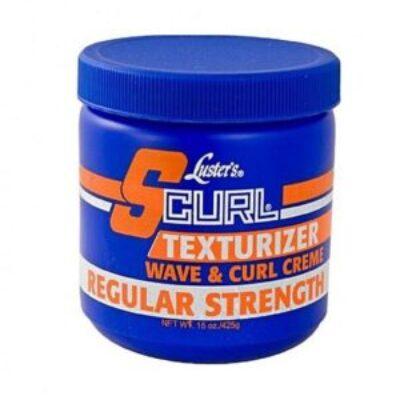 Luster's Scurl texturizer wave & curl creme Maximum strength 425g