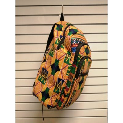 African ankara bag