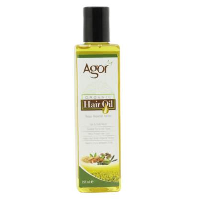 Agor Organic Hair Oil