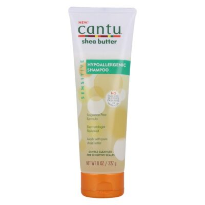 Cantu hypoallergenic shampoo