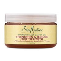 Shea moisture stregthen & restore edge treatment
