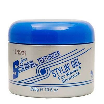 Luster's Scurl texturizer Stylin' Gel for waves & shortcuts 10.5oz