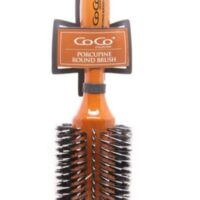 Coco porcupine round brush