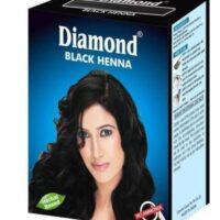 Diamond black henna color