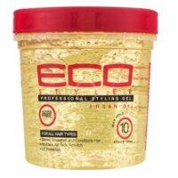 Eco style professional styling gel argan oil 473ml