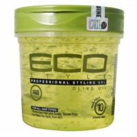 Eco style professional styling gel oil 473ml