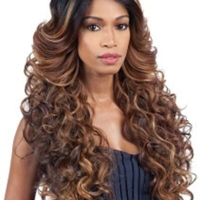 Freetres equal premium delux sytnthetic wig sabella style