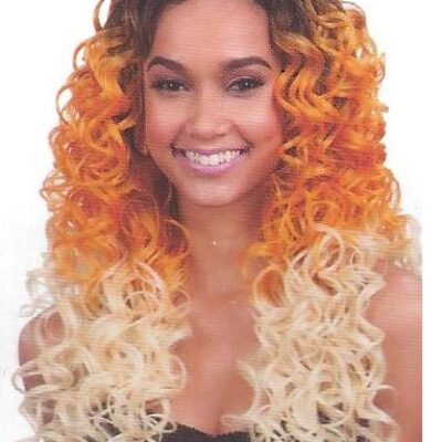 Freetress equal premium delux synthetic wig Spring style