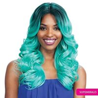 Freetress equal premium delux synthetic wig shanice style