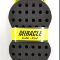 General purpose big size miracle double sided sponge