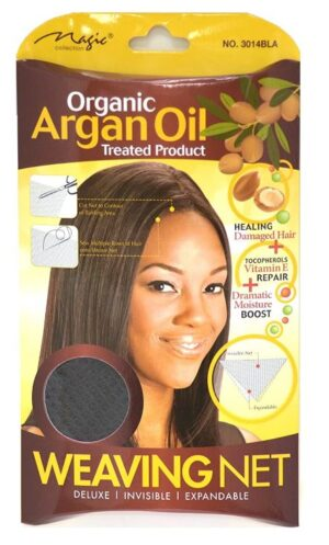 Magic collection Organic Argan oil treated weaving net