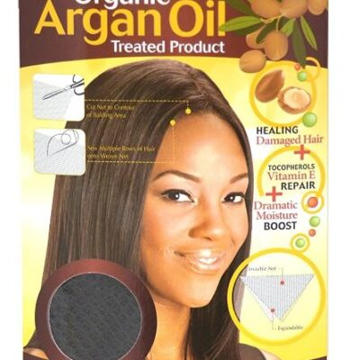 Magic collection Organic Argan oil treated weaving net