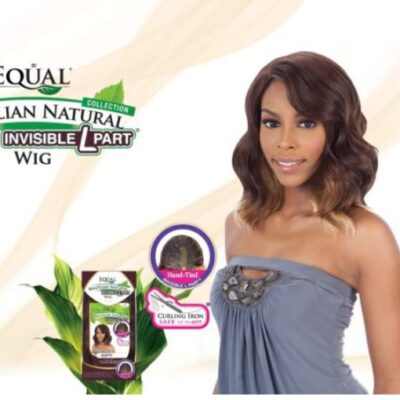 Shake N Go Equal invisible brazilian natural part wig Softy style