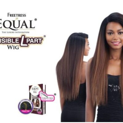 Shake N Go Equal luxury integration wig frosty style