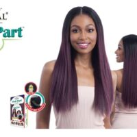 Shake N Go freetress equal oval part wig
