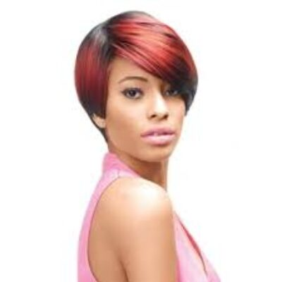 Sleek fashion idol sythetic premium wig