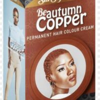 Sta-sof-fro Be autumn copper permanent hair colour