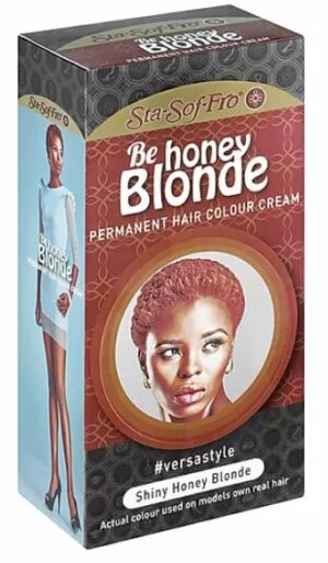 Sta-sof-fro be honey blonde permanent hair colour