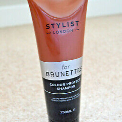 Stylist london for brunettes colour protect shampoo 250ml