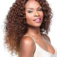 Supreme hair synthetic lace wig Pamela style