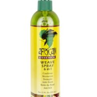 Universal beauty products African essence weave spray 6 in 1