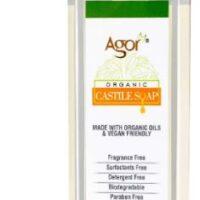 agor castle soap